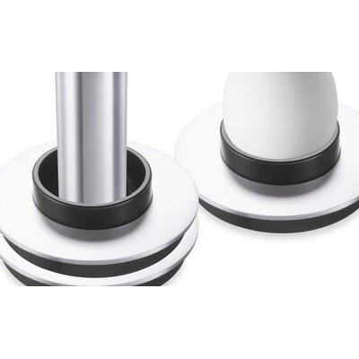 ZACK Duro Egg Cups with Salt Shaker Set