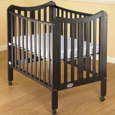 Tian Convertible Crib with Mattress by Orbelle