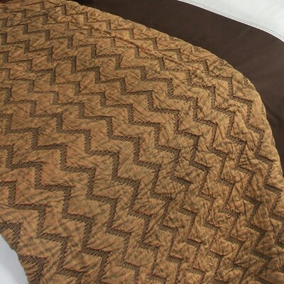 Eclectic Enzyme Wash Quilt by Bacati