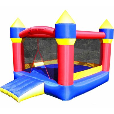 Island Hopper Jump-a-lot II Bounce House
