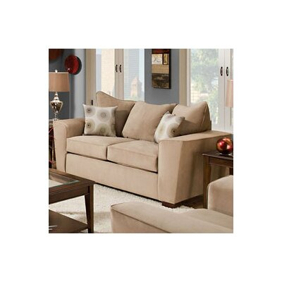 Noble Loveseat by American Furniture