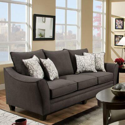 Flannel Sofa by American Furniture