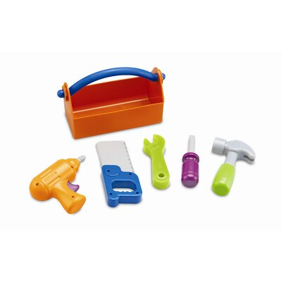 Learning Resources 5 Piece New Sprouts Fix it! My Very Own Tool Set