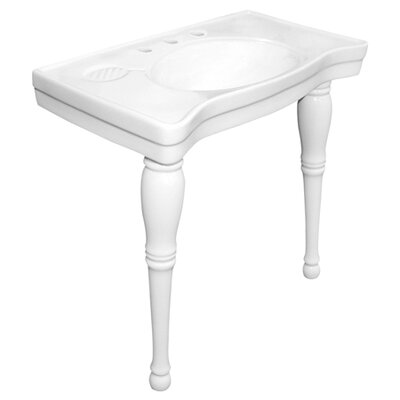 Imperial Center Pedestal Sink Product Photo