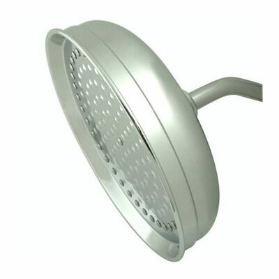 "10"" Rain Drop Volume Control Shower Head Product Photo"