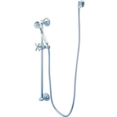 Professional Volume Control Hand Shower Combination Product Photo