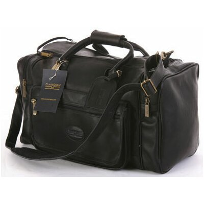 """Claire Chase Classic Sports Valise 18"""" Travel Duffel"""
