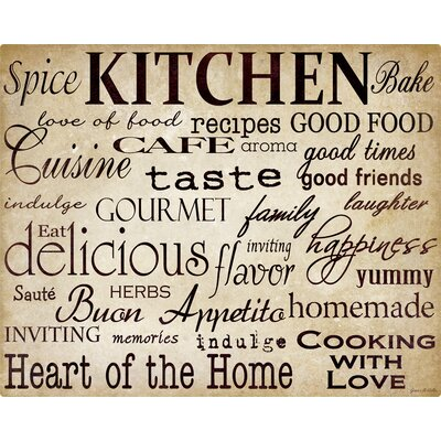 Magic Slice Simple Speak Kitchen Cutting Board