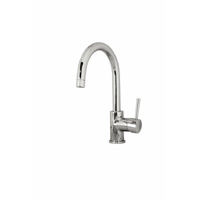 Virtu Keplen Single Handle Single Hole Kitchen Faucet