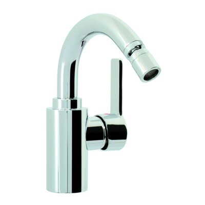 Fima by Nameeks Matrix Single Handle Horizontal Spray Bidet Faucet with Swivel Spout