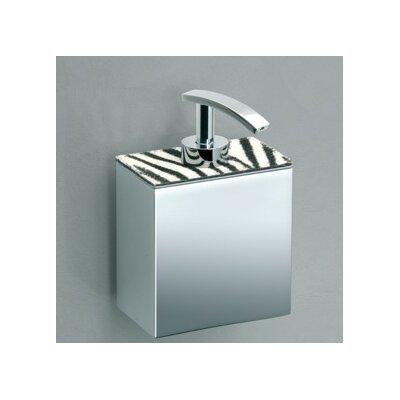 Windisch by Nameeks Zebra Soap Dispenser