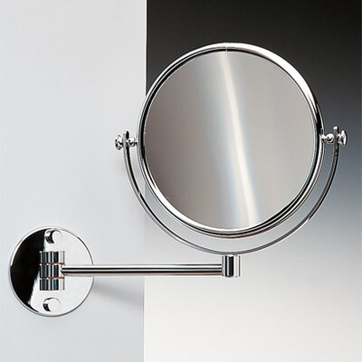 Double Face Wall Mounted 7X Magnifying Mirror by Windisch by Nameeks