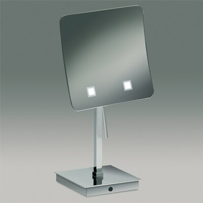 Free Standing 3x Magnifying LED Mirror with Sensor by Windisch by Nameeks