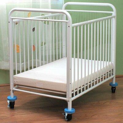 L A Baby Condo Convertible Crib with Mattress & Reviews