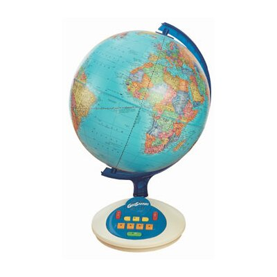 GeoSafari Talking Globe by Educational Insights