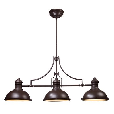 Chadwick 3 Light Kitchen Island Pendant Product Photo
