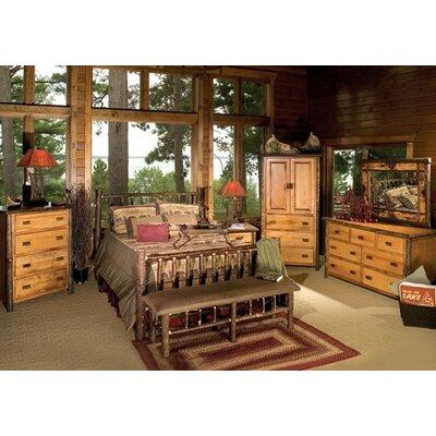 furniture bedroom furniture bedroom sets fireside lodge sku fdl1327