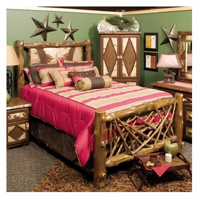 Adirondack Panel Customizable Bedroom Set Wayfair