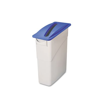Rubbermaid Commercial Slim Jim Paper Recycling Top
