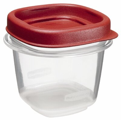 Rubbermaid 12 Oz Square Food Storage Container