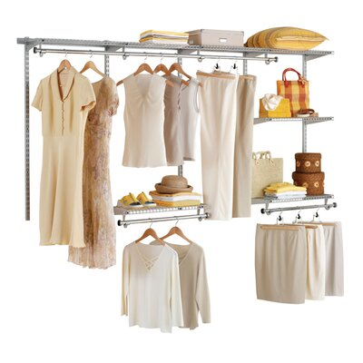 Rubbermaid Configurations Deep Closet Set