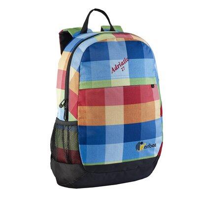 Kaleidoscope Adriatic Day Backpack by Caribee
