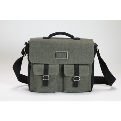 Fort Worth Laptop Messenger Bag by Ducti