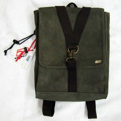 Ambush Hybrid Laptop Messenger Bag / Backpack by Ducti