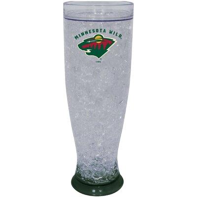 Hunter Licensed Sports NHL Ice Pilsner Glass