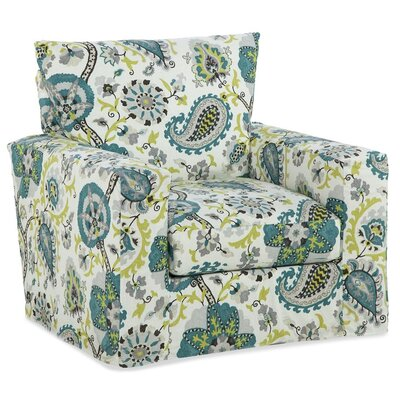 Blake Accent Glider Chair by Acadia Furnishings