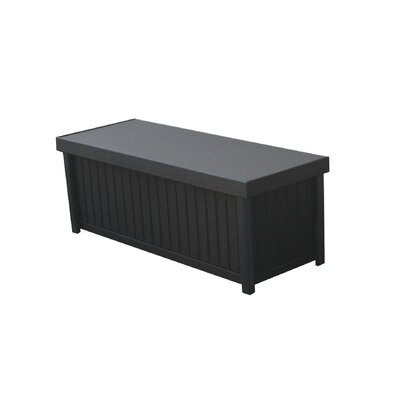 Brisbane 65 Gallon Manufactured Wood Outdoor Deck Box by Eagle One