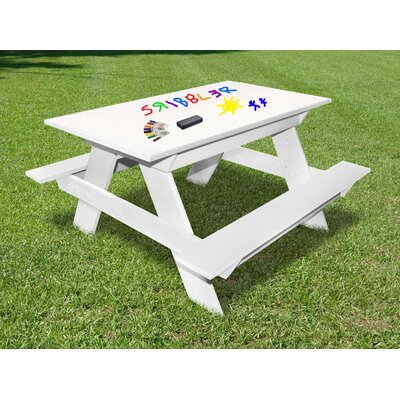 Kids Rectangular Picnic Table by Eagle One