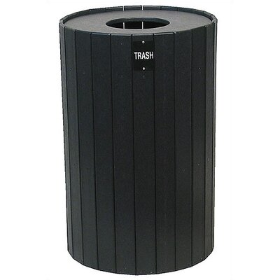 22-Gal Trash Receptacle by Eagle One
