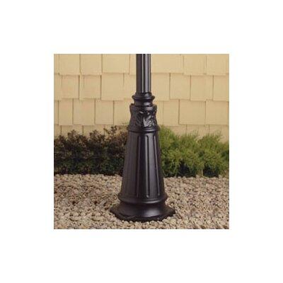 "Kichler 72"" Outdoor Lamp Post"