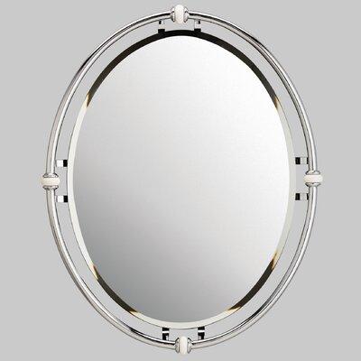 Oval Beveled Mirror by Kichler