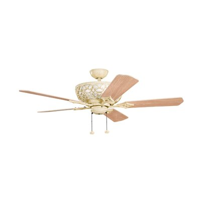"52"" Cortez 5 Blade Ceiling Fan Product Photo"