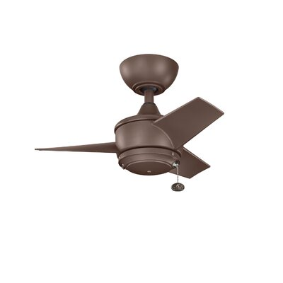 "24"" Yur 3 Blade Ceiling Fan Product Photo"