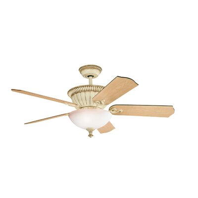 "52"" Larissa 5 Blade Ceiling Fan Product Photo"