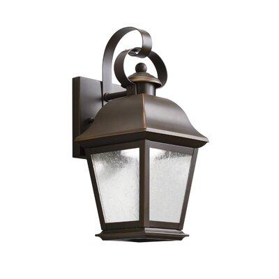 Kichler Mount Vernon 1 Light Wall Lantern