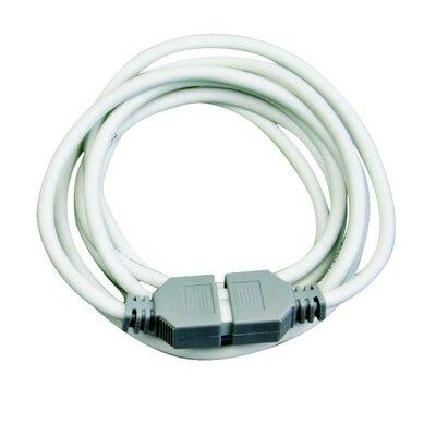"Kichler Modular LED 96"" Power Supply Lead in White"