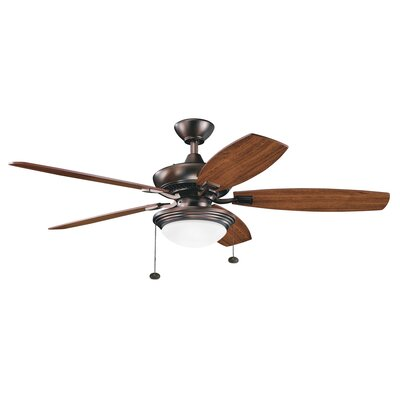 "52"" Canfield 5 Blade Ceiling Fan Product Photo"