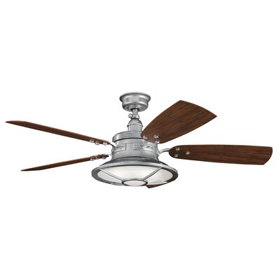 "52"" Harbour Walk 5 Blade Patio Ceiling Fan Product Photo"