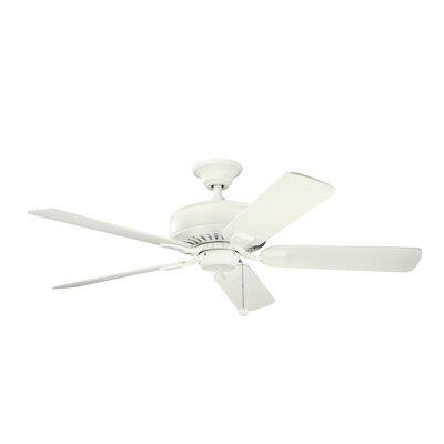 "Kichler 52"" Saxon 5 Blade Ceiling Fan"