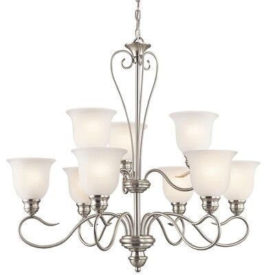 Kichler Tanglewood 9 Light Chandelier