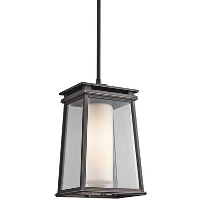 Kichler Lindstrom 1 Light Outdoor Hanging Pendant