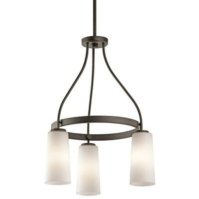 Whitley 3 Light Chandelier Product Photo