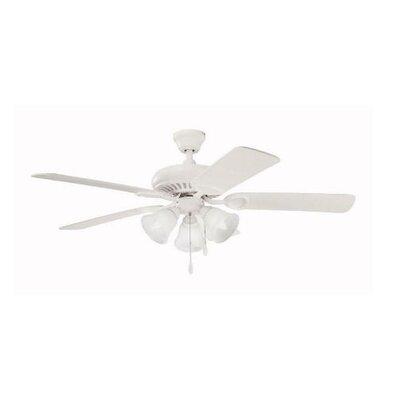 "52"" Sutter Place Premier 5 Blade Ceiling Fan Product Photo"