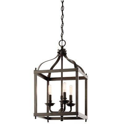 Larkin 3 Light Foyer Pendant Product Photo