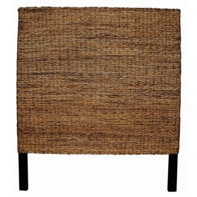 Abaca Weave Full Headboard by Jeffan