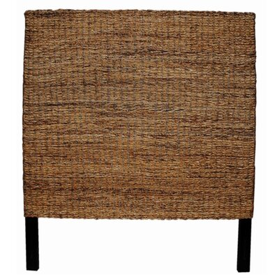 Abaca Weave Queen Headboard by Jeffan